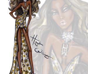 hayden williams, dress, and art image
