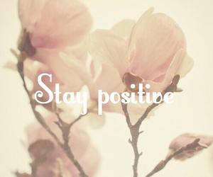 positive and vintage image