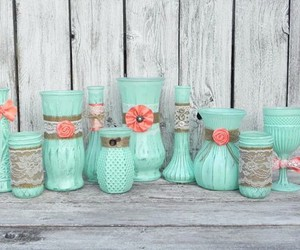 accent, craft, and turquoise image