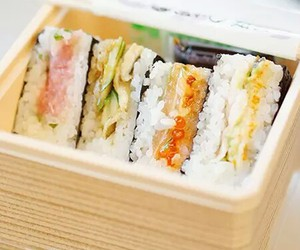 bento and food image