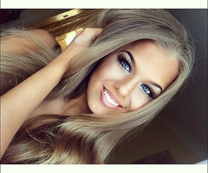 beauty, pretty, and blonde image