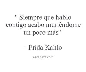 love, frida kahlo, and desamor image