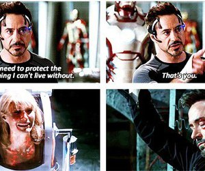 iron man, Marvel, and robert downey jr. image