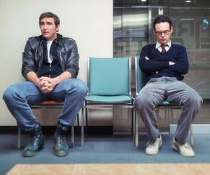 lee pace, scoot, and halt and catch fire image