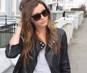 eleanor calder, hair, and louis tomlinson image
