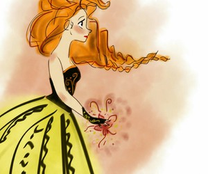 disney and disney princess image
