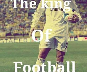 football and king image