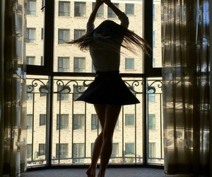 girl, dance, and tumblr image