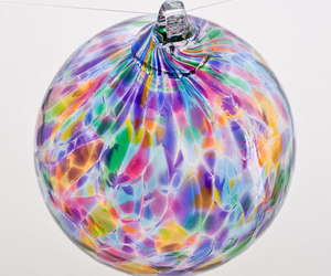 art, colorful, and glass image