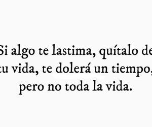 blanco y negro, frases, and frases en español image