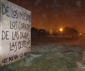 poesia, frases en español, and accion poetica image