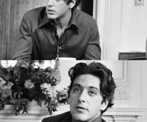 al pacino, michael corleone, and The Godfather image