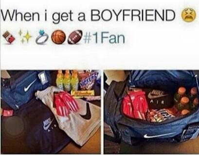 athlete, fan, and boyfriend image
