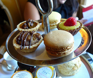 food, pastry, and luxury image