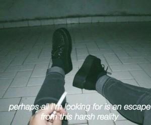 alone, ilusion, and sad image