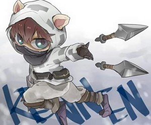 league of legends and kennen image