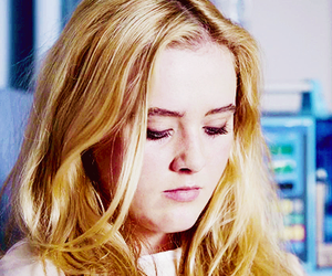 supernatural, kathryn newton, and claire novak image