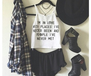 clothes, rocker, and vintage image