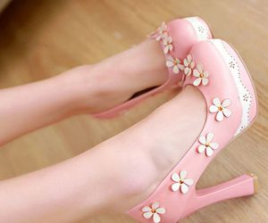 beautiful, beauty, and shoes image