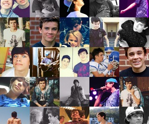 hayes, grier, and magcon image