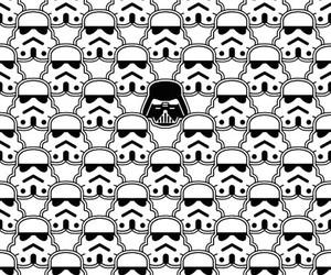 star wars, wallpaper, and darth vader image