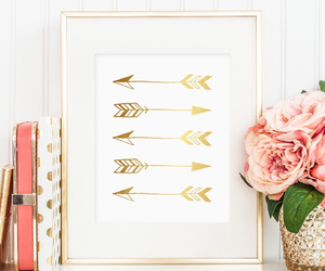 arrows, beautiful, and etsy image