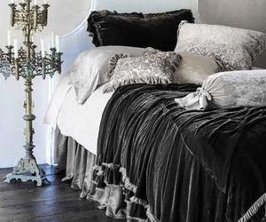 goth, gothic, and room image