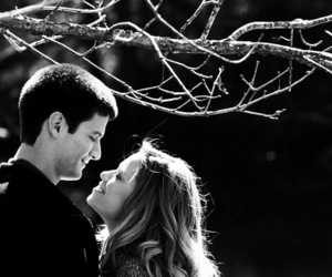 couple and one tree hill image