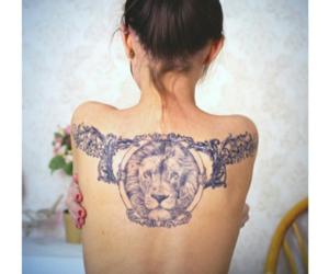 amazing, tatto, and tattoed girl image