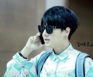airport, super junior, and yesung image