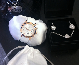 gift, surprise, and guess watch image