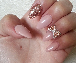 bling, pink, and girly image