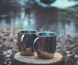 coffee, nature, and tea image
