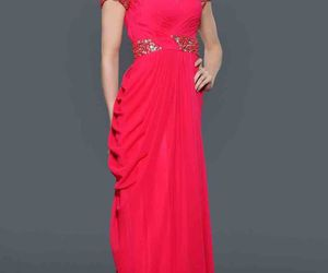 free shipping dresses and red long prom dresses image