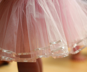 pink and ballet image