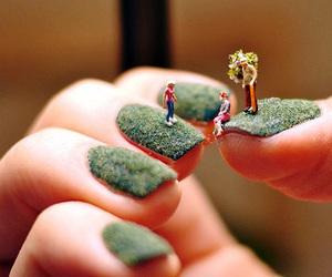 beautiful, green, and magic image