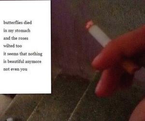 lost, teen, and sad image