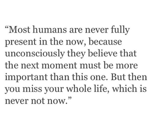 humans, never, and now image