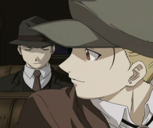 mustang, roy, and fullmetal alchemist image