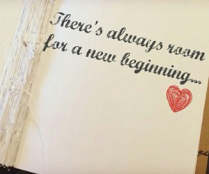 beginning, life, and new image