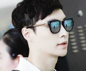 exo, lay, and Chen image
