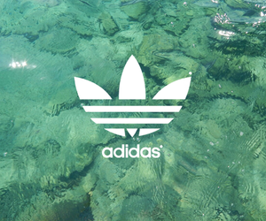 adidas, summer, and water image