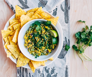 dip, heathly, and tacos image
