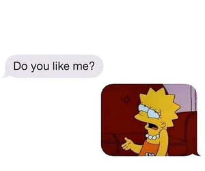 simpsons, funny, and like image
