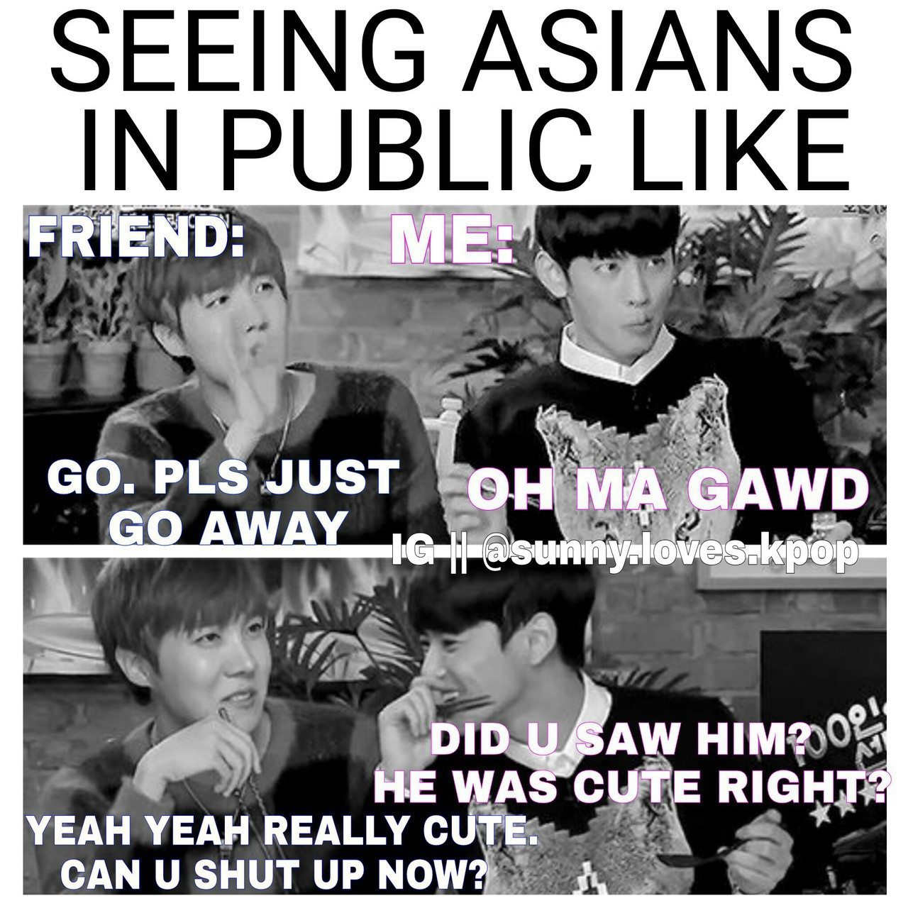 227 Images About Bts Memes On We Heart It See More About Bts