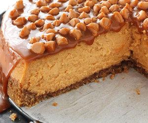 dessert, cheesecake, and food image