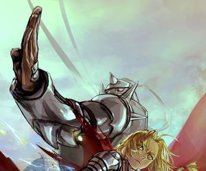 fullmetal alchemist and anime image