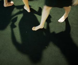 black, girls, and legs image