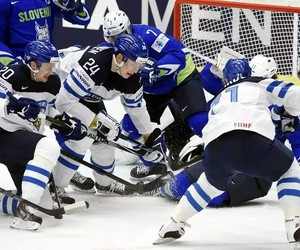 finland, Ice Hockey, and hockey image