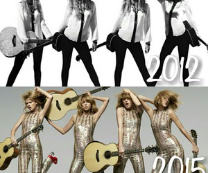 2012, guitar, and Swift image